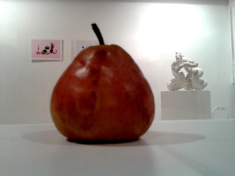 Claes Oldenburg, False Food, 1968