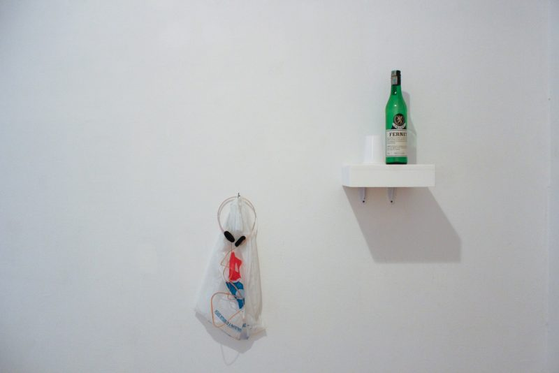 Whitney Claflin, Remixed Closeout and Warm Fernet, 2012-2018