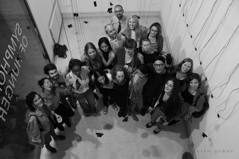 School for Curatorial Studies Venice, The curating collective