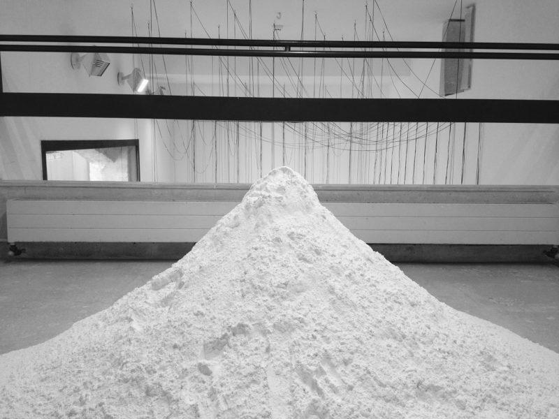Davide Sgambaro, Scomposizione di una lacrima, 2015