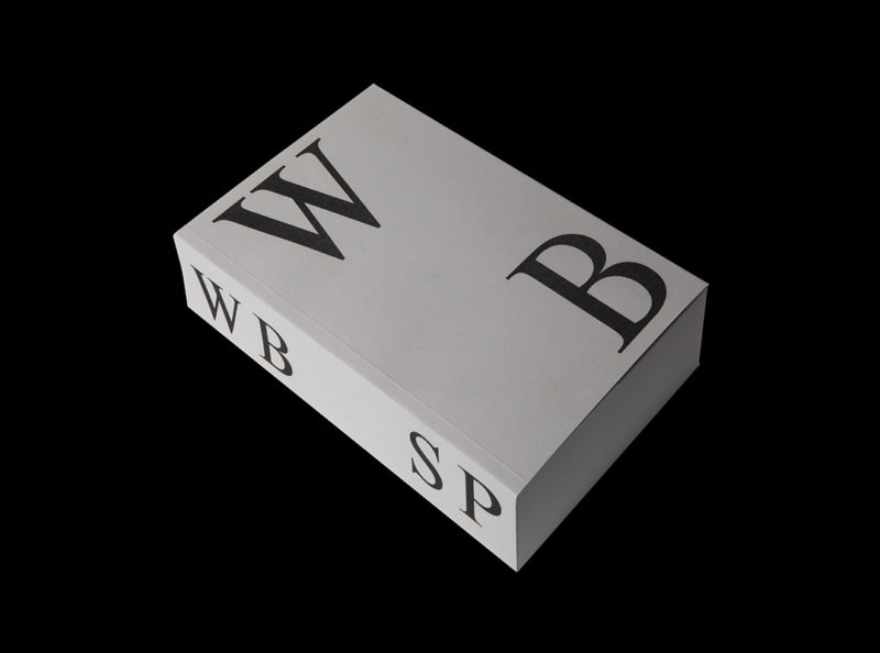 WB, by Curatorial Studies Venice