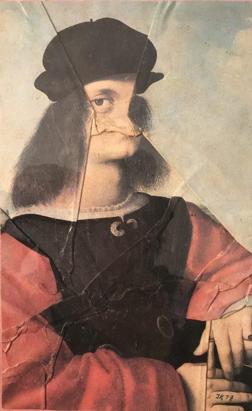 Jiří Kolář, untitled, 1977
