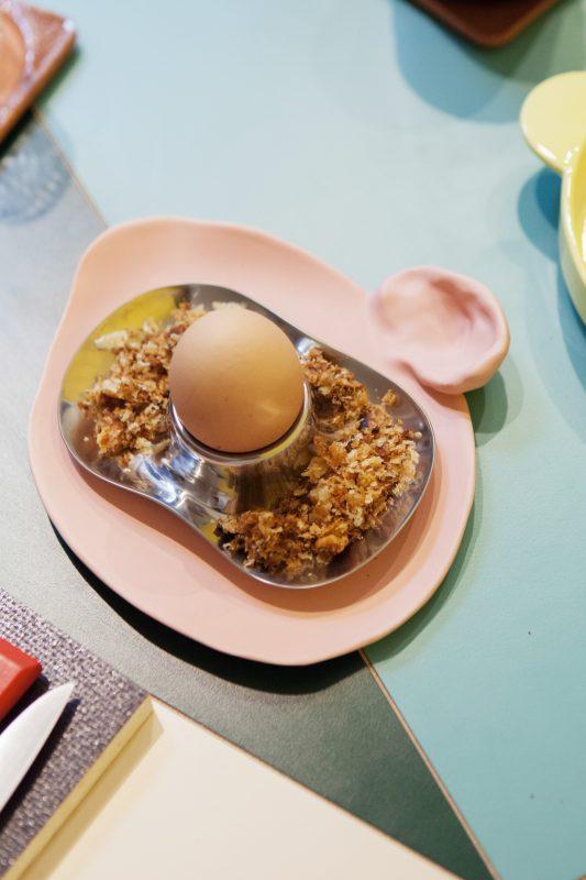 The Breakfast prepared by Nicole Wermers