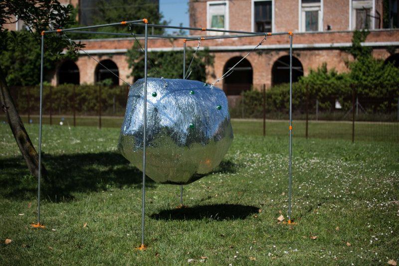 Kristian Sturi installation view