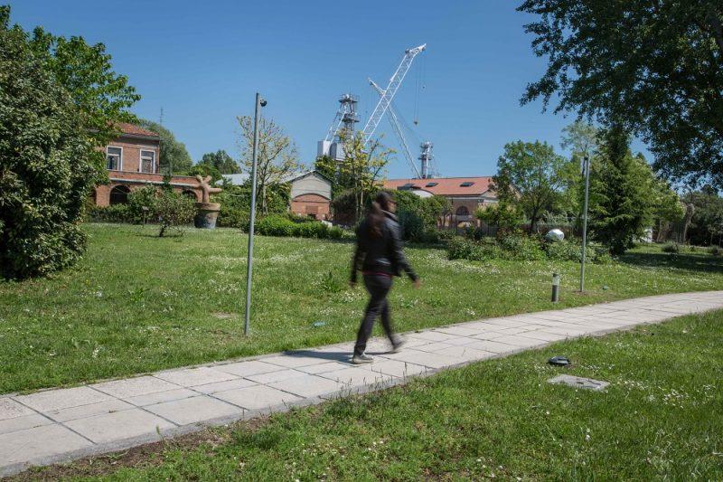 Tao G. Vrhovec Sambolec installation view