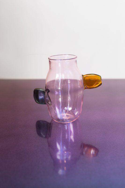 Jochen Holz, Penguine Vase, 2018