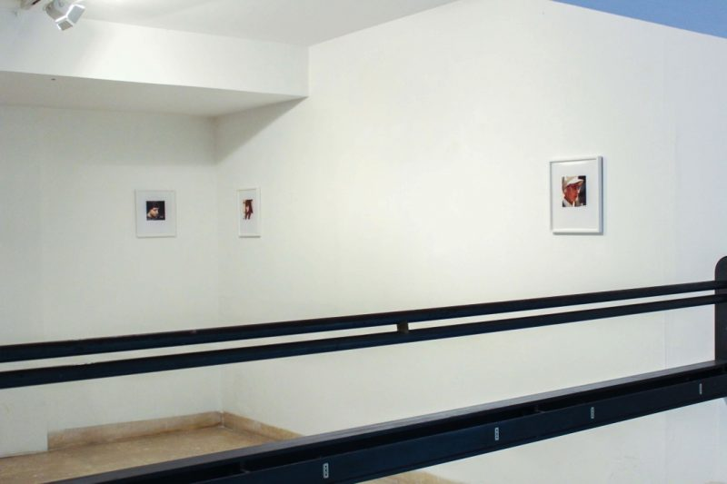 Miriam Yammad, Self Portrait, 2008–2018