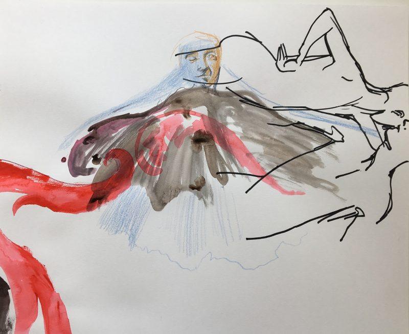 Nick Mauss, Untitled, 2018